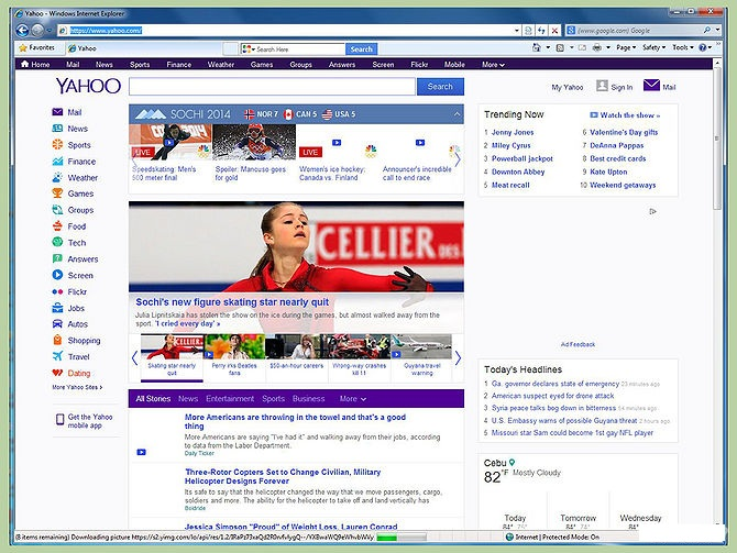 make-yahoo-your-homepage