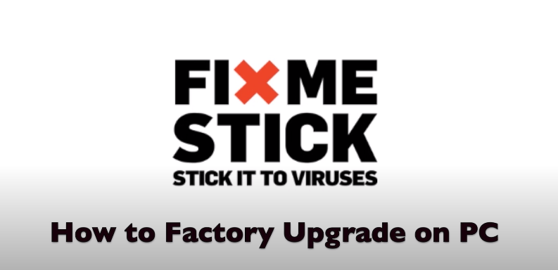 fixmestick update